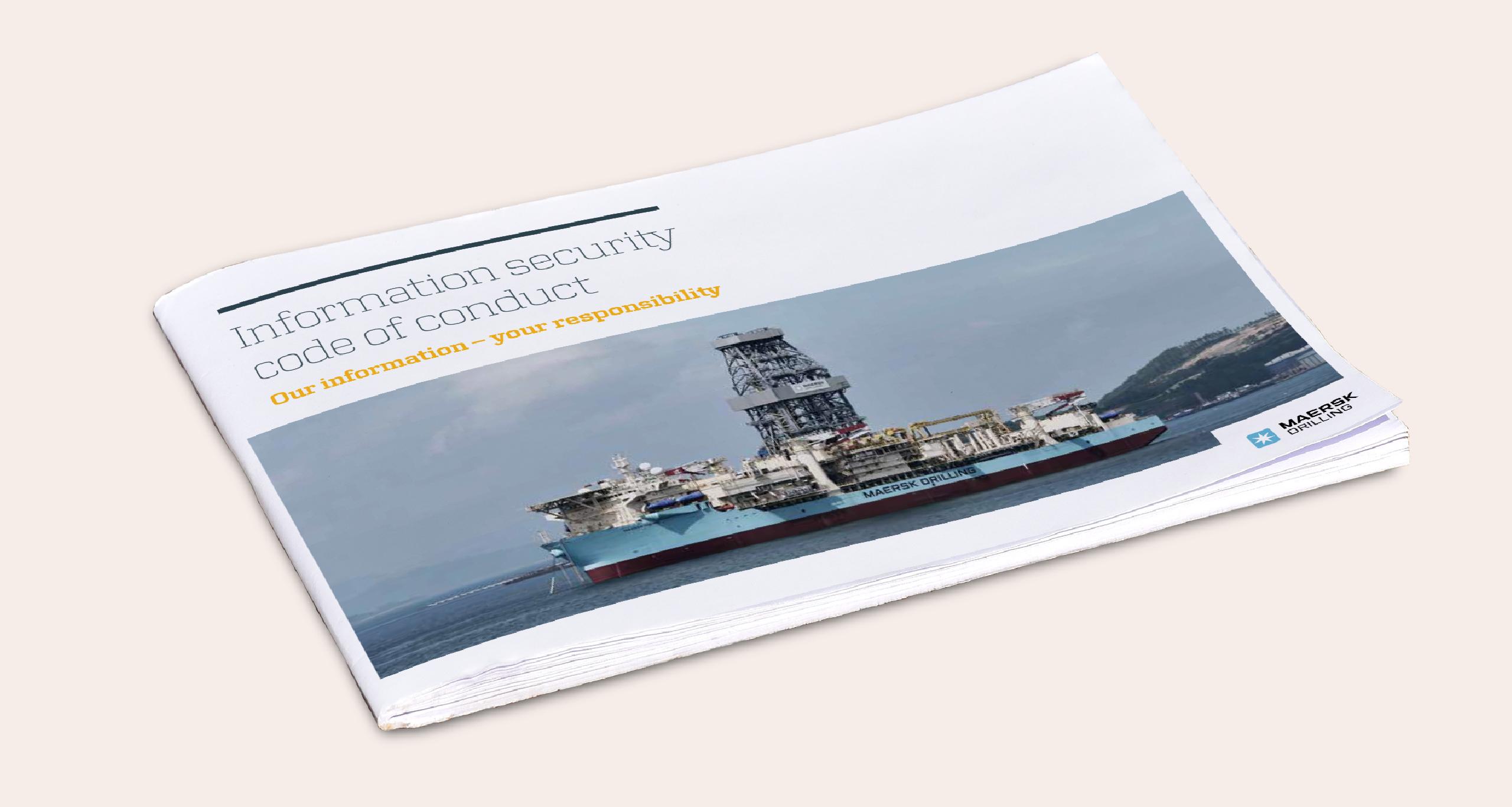 Maersk Drilling IT sikkerhed
