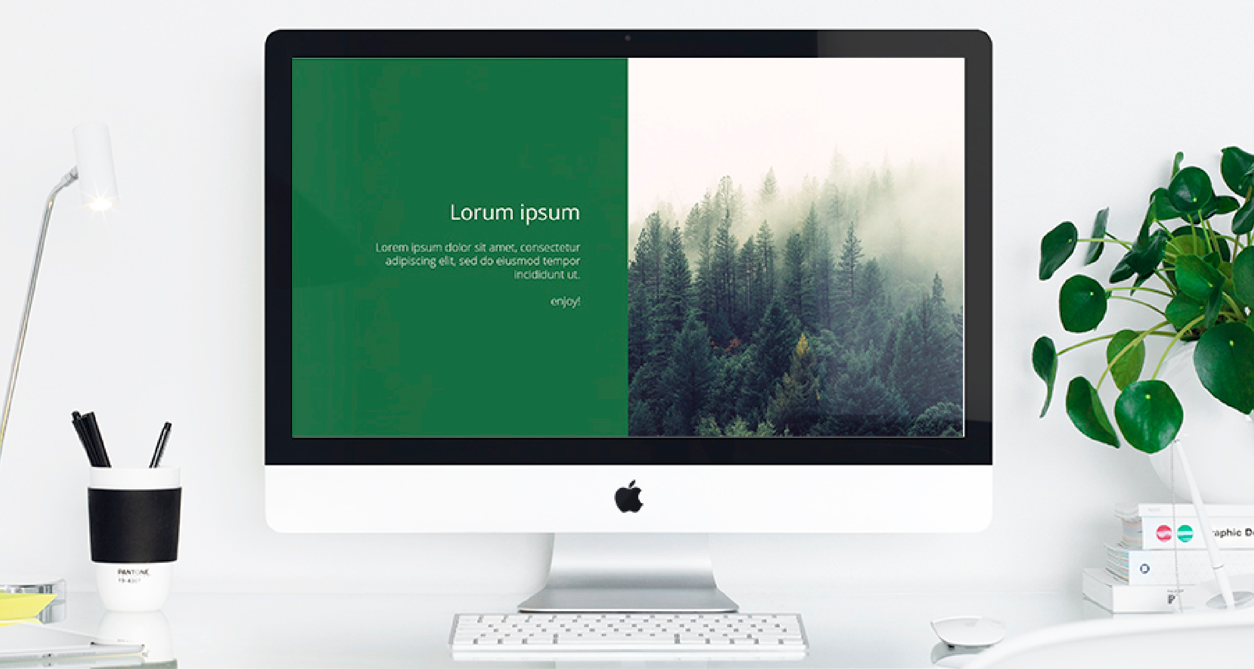 Comm-unity - Powerpoint template