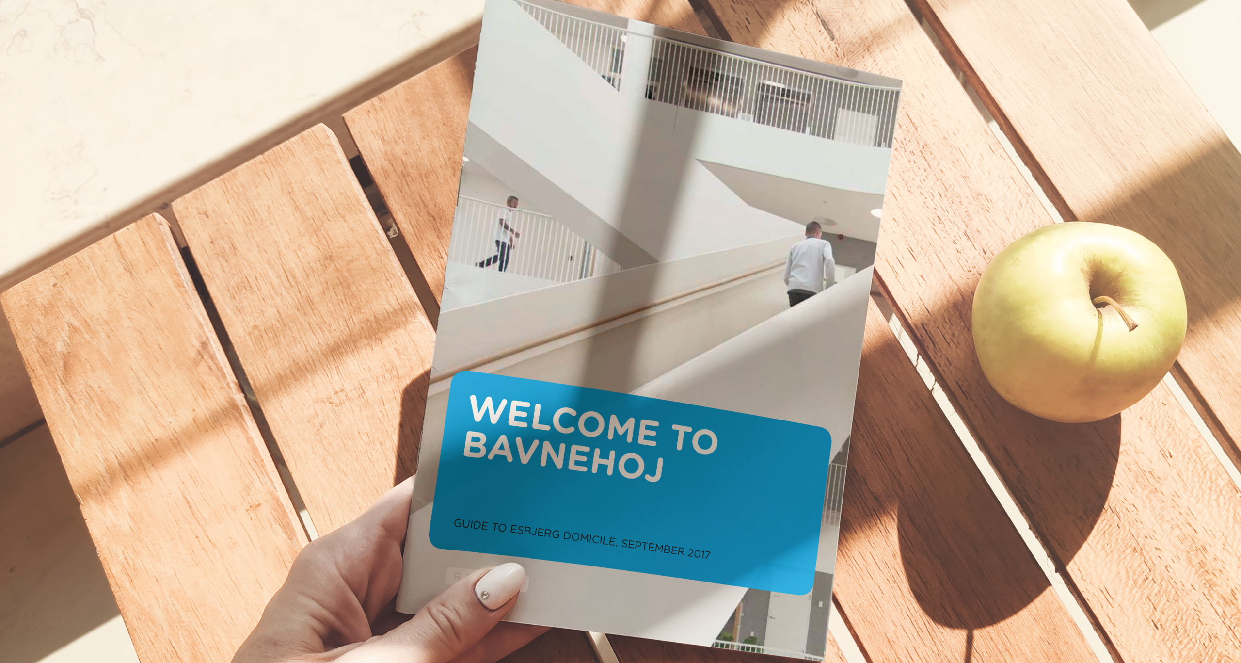 Rambøll Welcome folder