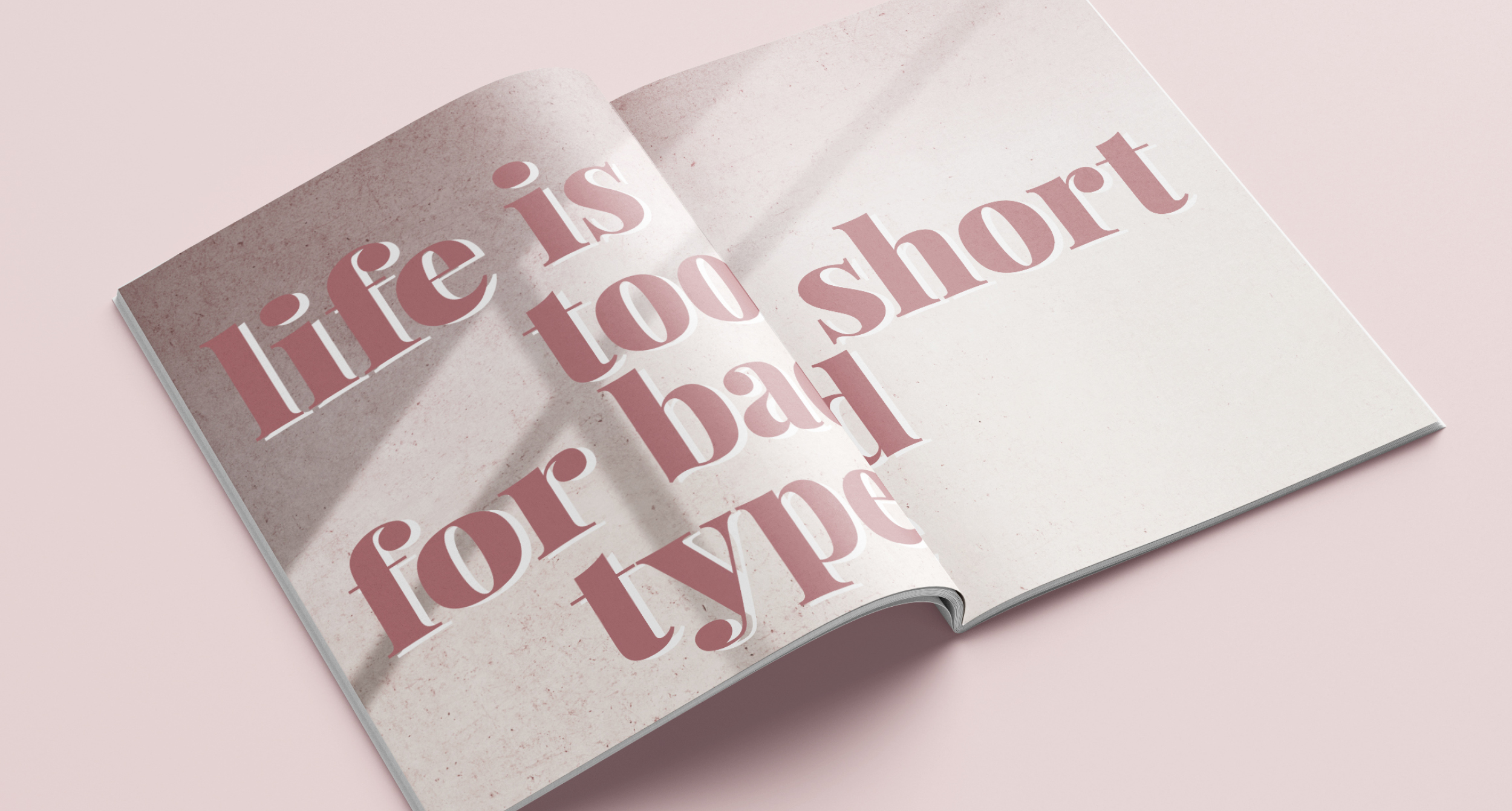 Bold-Typography