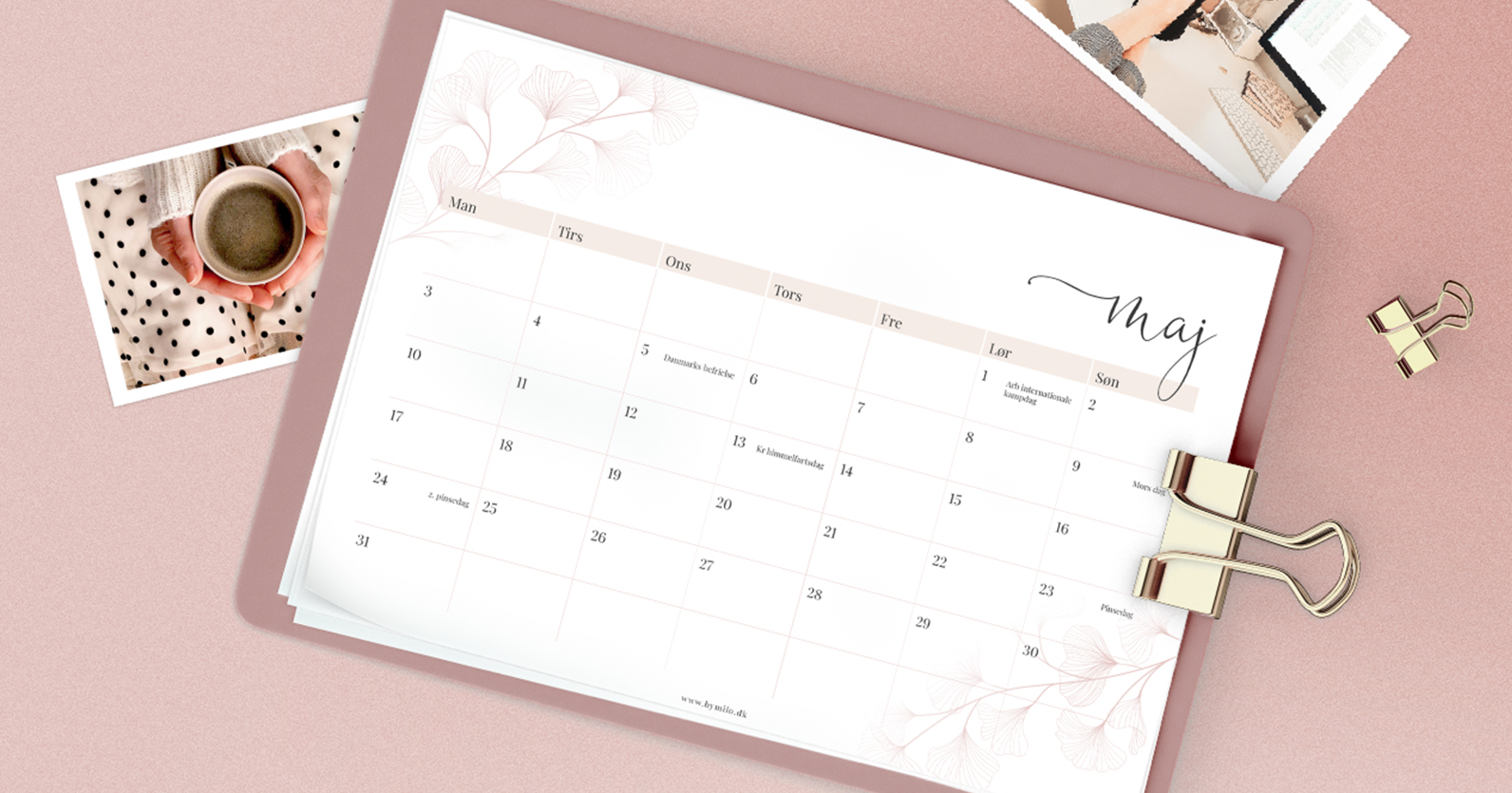 Kalender Maj thumbnail